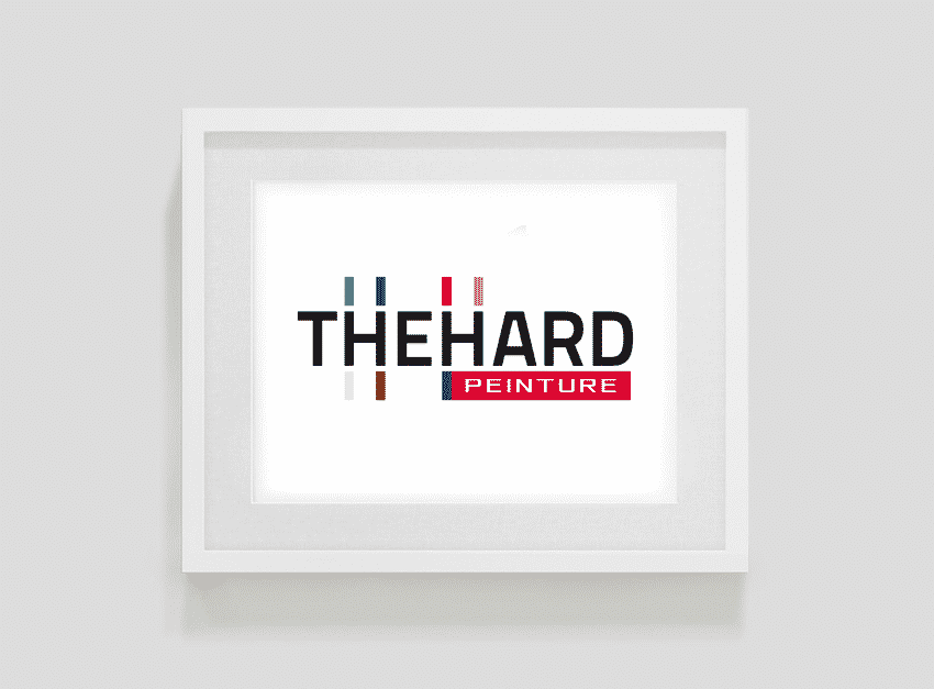 Thehard peinture