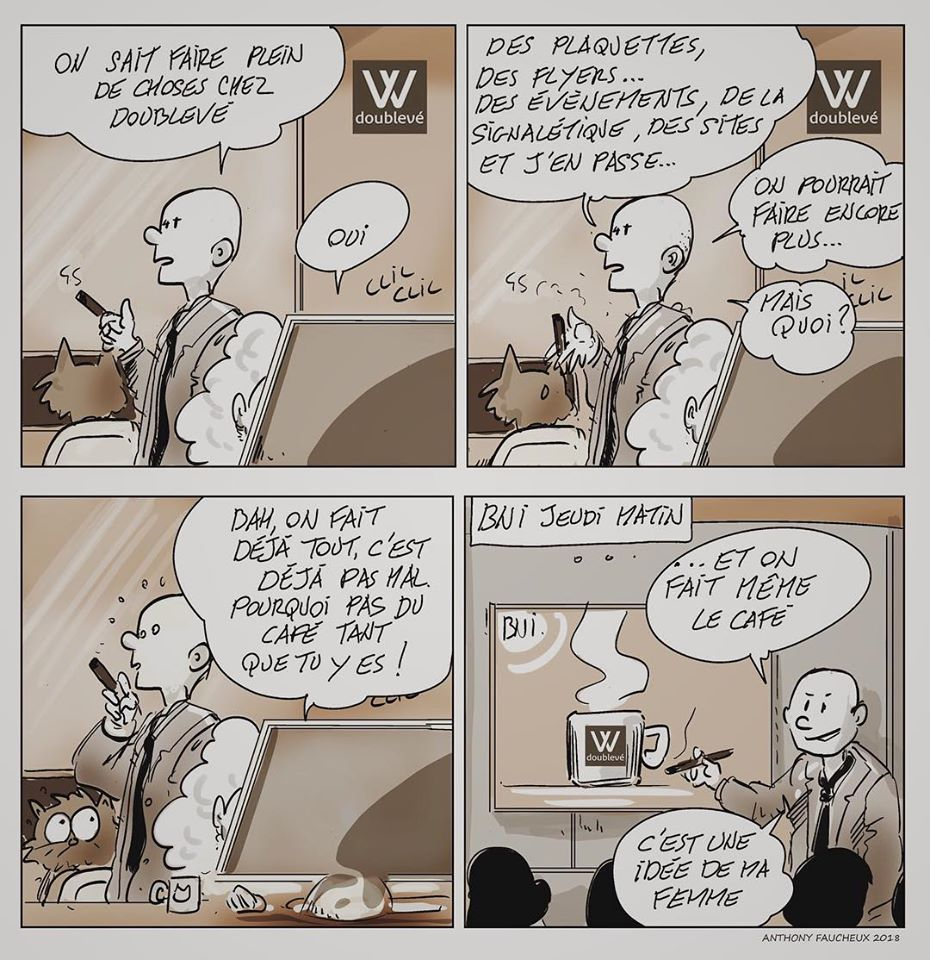 agence de communication boublevé chateaubourg comics