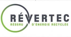 Logo Revertec - création Doublevé - agence de communication